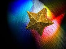 Luzes das estrelas Imagens de Stock