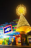 Luzes de néon Imagem de Stock