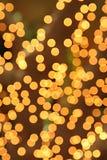 Luzes de Natal fotos de stock royalty free