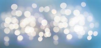 Luzes de piscamento Fotos de Stock Royalty Free