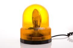 Luzes de piscamento da emergência Fotos de Stock Royalty Free