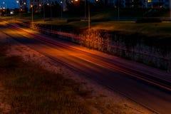 Luzes de rua Imagens de Stock