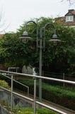 Luzes de rua em Gelnhausen Imagem de Stock Royalty Free