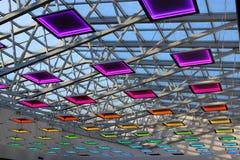 Luzes de teto Fotografia de Stock Royalty Free