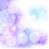 Luzes Defocused Imagem de Stock