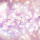 Luzes defocused coloridas fotos de stock royalty free