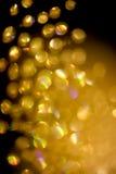 Luzes defocused de Bokeh Imagem de Stock Royalty Free