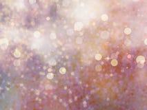 Luzes Defocused do beidge glitter Eps 10 Imagens de Stock