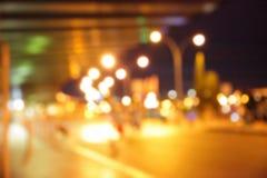 Luzes do aeroporto Imagens de Stock
