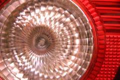 Luzes do carro imagem de stock royalty free