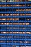 Luzes do escritório imagens de stock