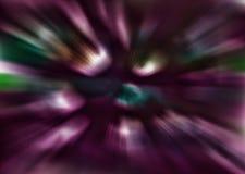 Luzes do espaço e do universo do fundo Foto de Stock Royalty Free