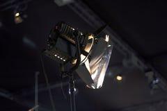 Luzes do estúdio imagem de stock royalty free
