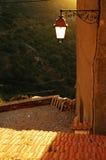Luzes do fim da tarde em Speloncato Fotos de Stock Royalty Free