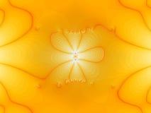 Luzes do Fractal Imagem de Stock