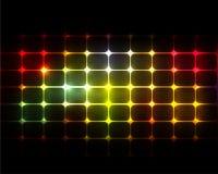 Luzes do fundo Imagens de Stock