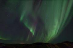 Luzes do norte Imagem de Stock Royalty Free