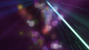 Luzes 1 do partido ilustração royalty free