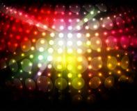 Luzes do vetor Foto de Stock