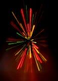 Luzes do zoom Imagens de Stock