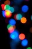 Luzes e cores Fotos de Stock Royalty Free