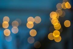 Luzes felizes Imagem de Stock Royalty Free
