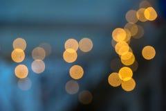 Luzes felizes Imagens de Stock Royalty Free