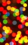 Luzes mágicas foto de stock