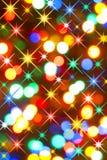 Luzes mágicas Fotos de Stock Royalty Free