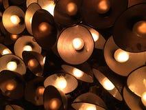 Luzes mágicas fotografia de stock royalty free