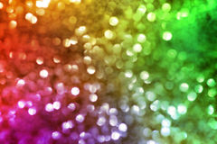Luzes obscuras Fotos de Stock Royalty Free