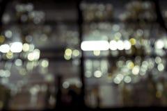 Luzes obscuras abstratas Foto de Stock Royalty Free