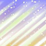 Luzes Sparkling Imagem de Stock Royalty Free