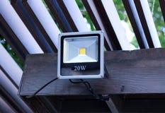 Luzes super do diodo emissor de luz Imagens de Stock Royalty Free