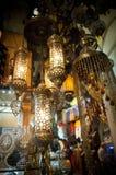 Luzes turcas Foto de Stock Royalty Free