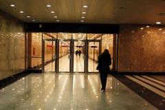 Luzes urbanas Imagem de Stock Royalty Free
