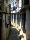 Luzhi ancient town alley. Old narrow luzhi ancient town alley in suzhou city jiangsu province China stock images