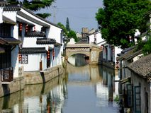 Free Luzhi Ancient Town View Royalty Free Stock Photography - 107307067