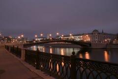 luzhkov моста Стоковая Фотография RF