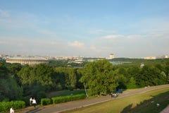 Luzhniki folâtre le complexe à Moscou, Russie Photo stock