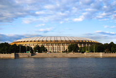 Luzhniki Olympic Complex Royalty Free Stock Images