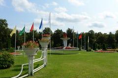 Luzhniki Olympic Complex. Moscow Royalty Free Stock Photos