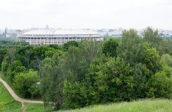Luzhniki Olympic Sport Complex Royalty Free Stock Image