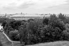 Luzhniki Olympic Sport Complex Stock Image