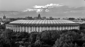Luzhniki Royalty Free Stock Image