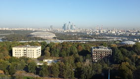 Luzhniki3 Royalty Free Stock Photography
