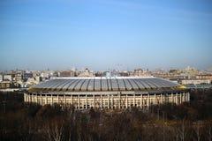 Luzhniki stadium Zdjęcia Stock