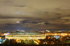 Luzhniki Stadium Stock Photography