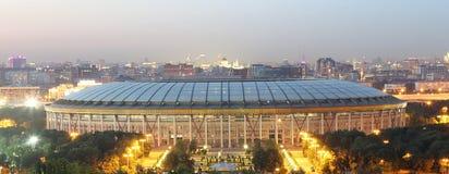 Luzhniki Stadium, Moscow, Russia Stock Images