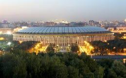 Luzhniki Stadium, Moscow, Russia Stock Photo